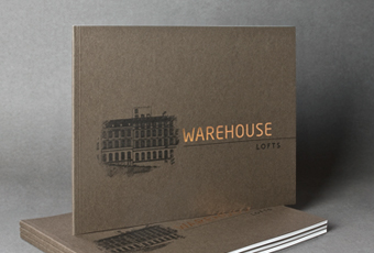 immobilien exposé warehouse lofts